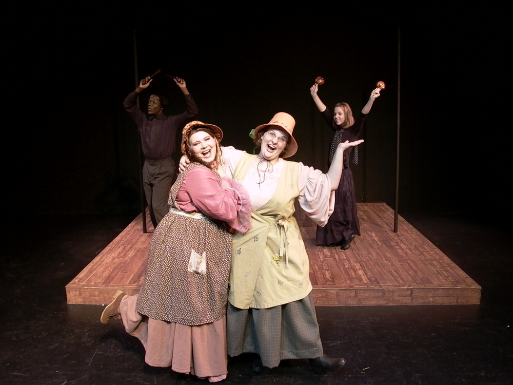The Fantasticks , NSU