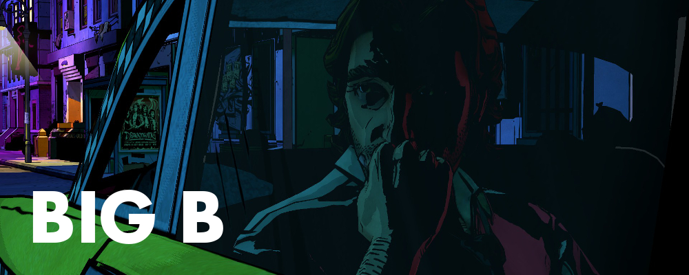Neither Big Nor Bad ? The Wolf Among Us: Episode 1 Review