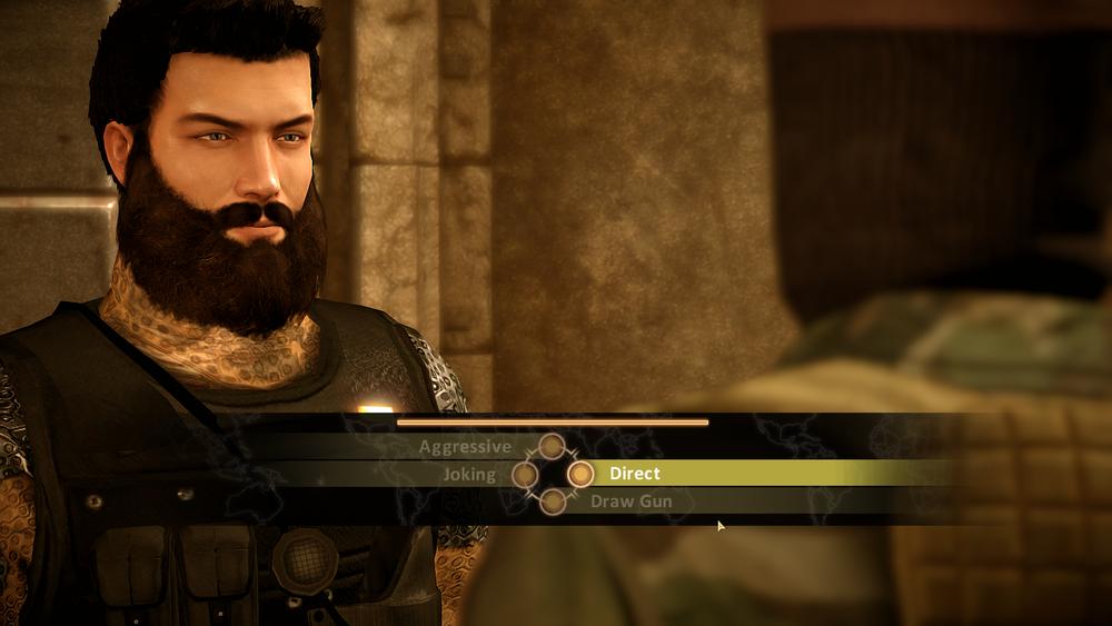 ¿Que juego te sorprendió? Beard