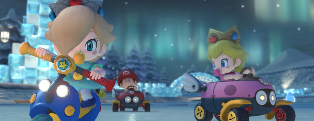 Sweet, scrumptious road rage: Mario Kart 8 Review