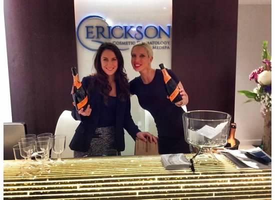 Erickson Dermatology's Sculptra Event
