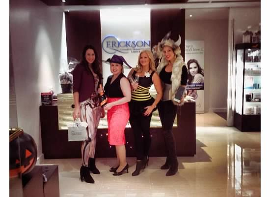 'Scare the Crows Away' Botox Event