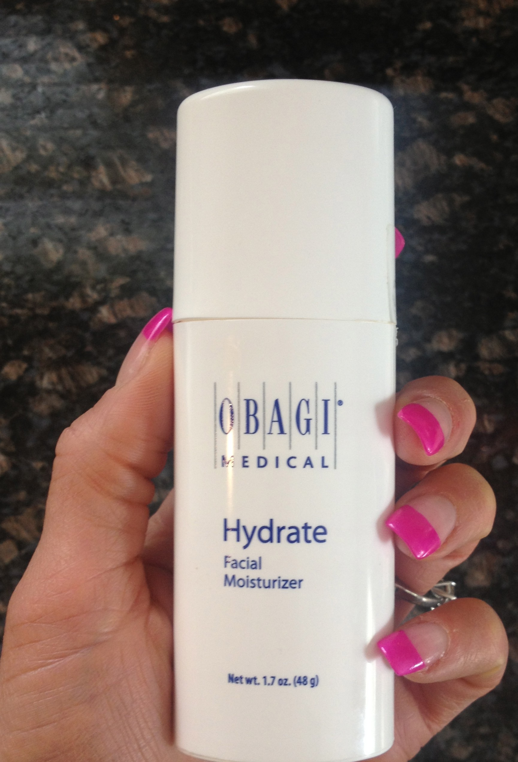 1.7 Ounces of Glorious Hydration: Obagis HYDRATE