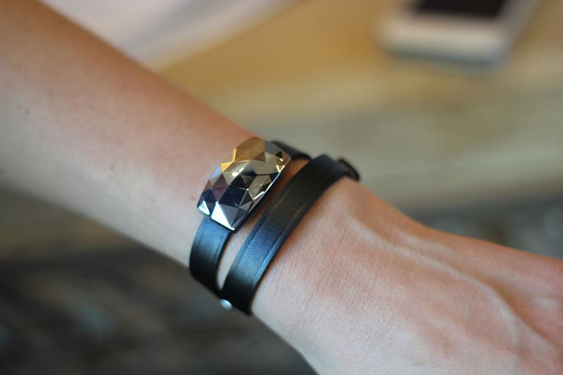 **WAIT** Do you know why it's more fabulous than these other wearable devices?? I just read that it was designed by a designer/collaborator from Louis Vuitton. Ok, now we understand why it's good-looking.  (image courtesy of TomsGuide.com)