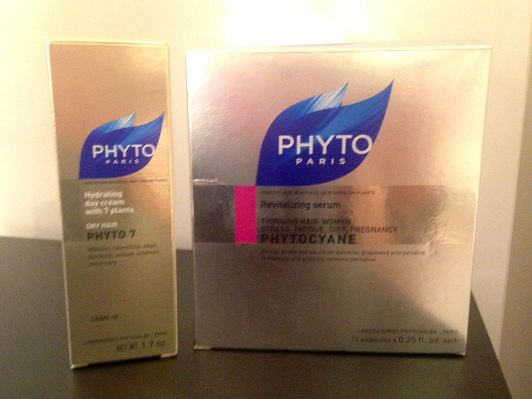 Phyto 7 is kinda like Moisturizer for your hair