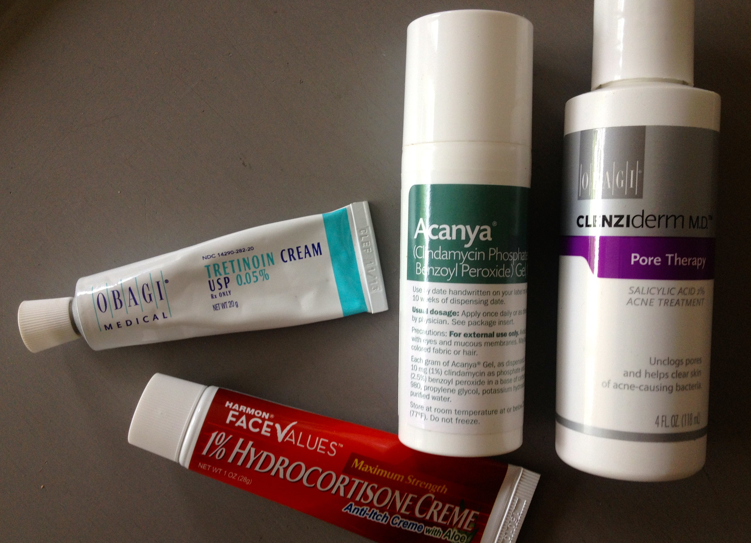 Acne Arsenal: Here are a handful of my fave blemish-fighters