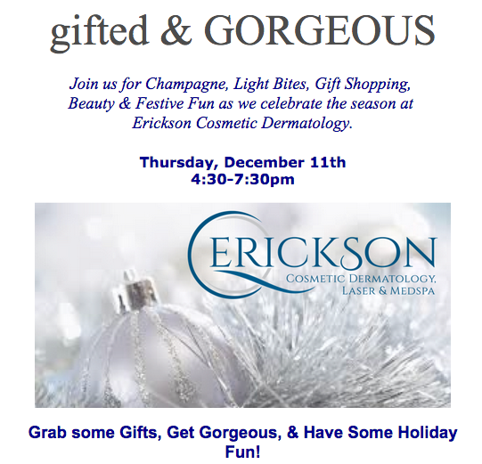 Get Gorgeous and Get Gifting: the Ultimate one stop shop!