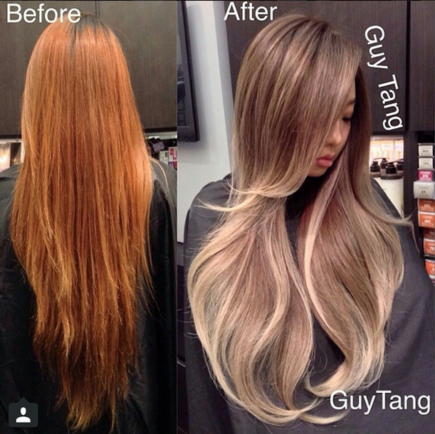 This is art! Check out Guy Tang from West Hollywood at the link