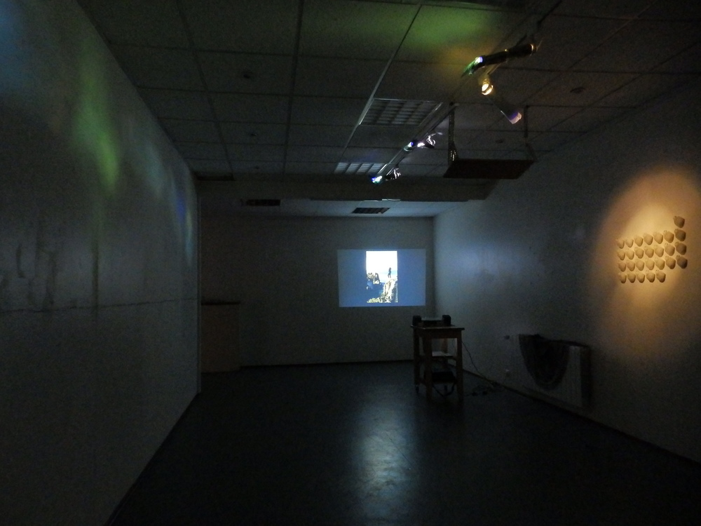 Installation View of Long Without Longing