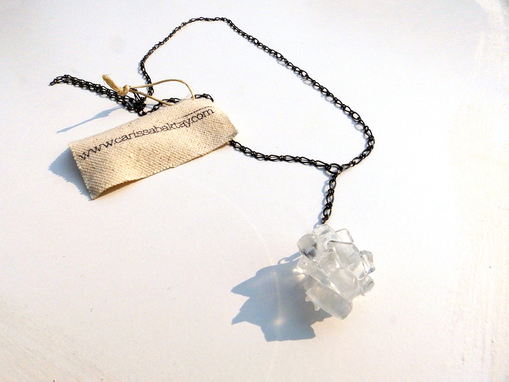 Ice Cluster Necklace