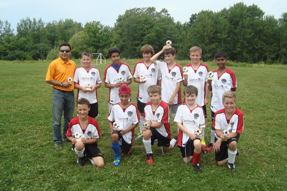 Team 13: Tournament runners-up