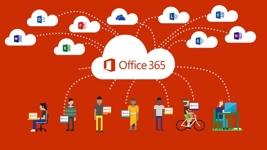 Office 365 Microsoft Office IT Office 365 Cloud Logo
