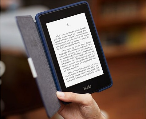 Amazon Kindle e-reader Guelph IT technician Waterloo computer support Kitchener technology services Cambridge