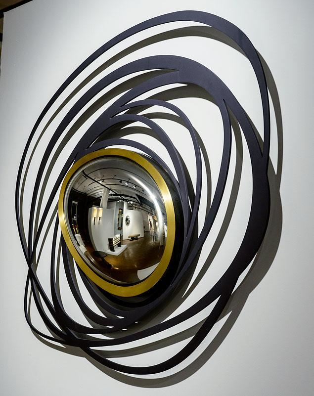 Hervé Van der Straeten Miroir Nebuleuse