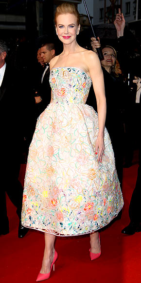 Nicole Kidman in Christian Dior