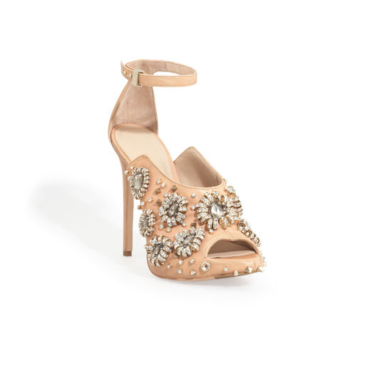 Rachel Roy Dal Embellished Sandals