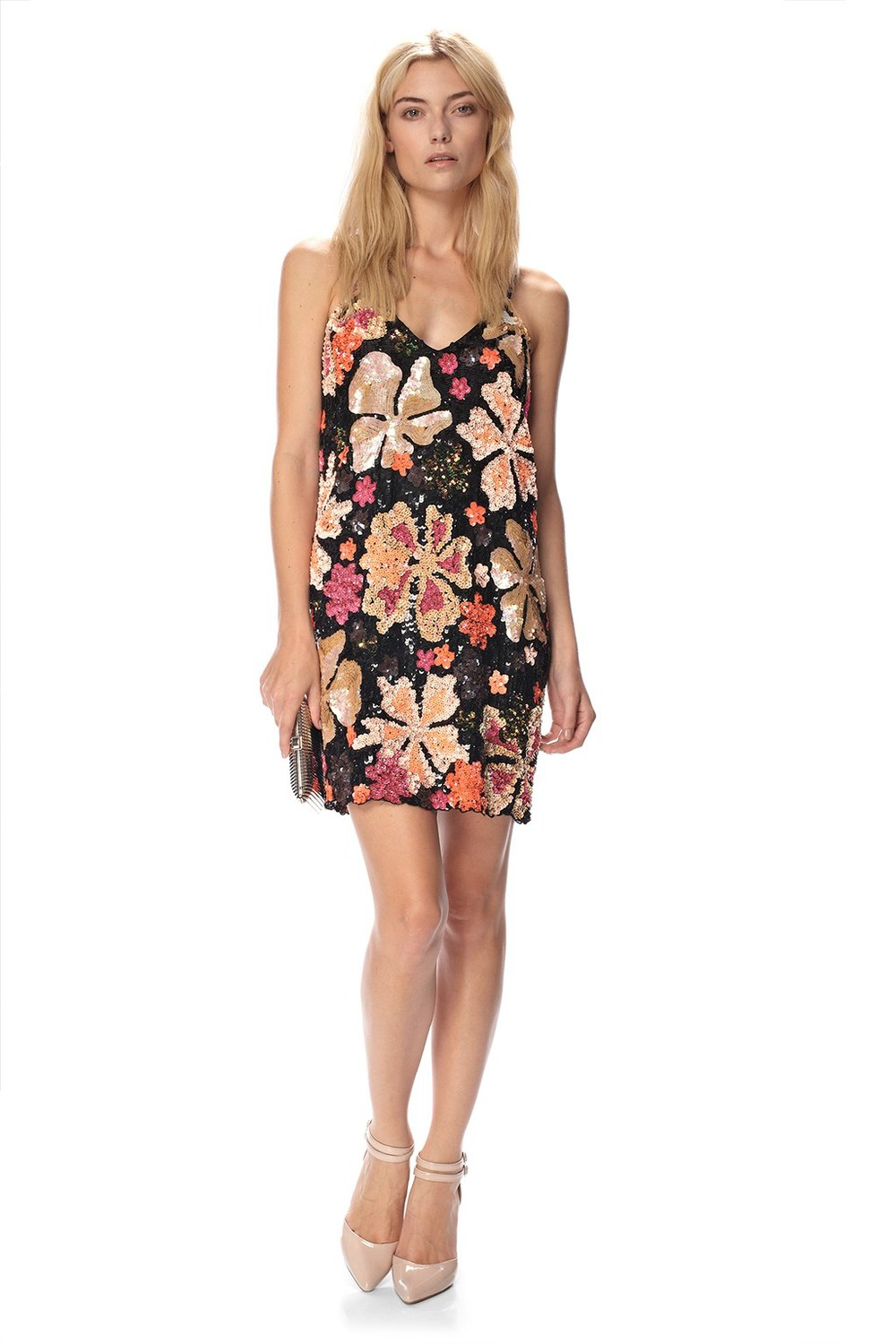 French Connection Aloha Spring Dress