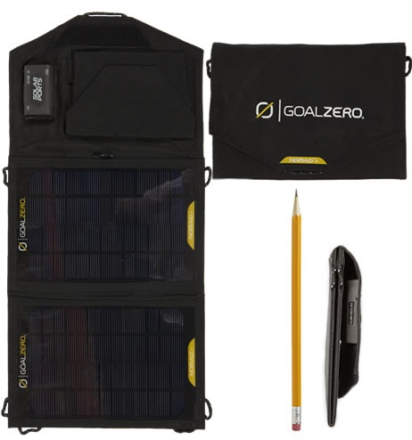 guide 10 adventure kit - goal zero | portable solar power