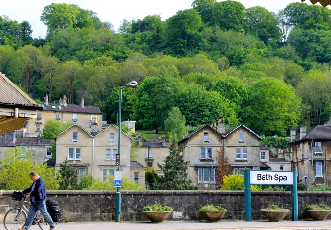 Bath, such a beautiful and romantic place.