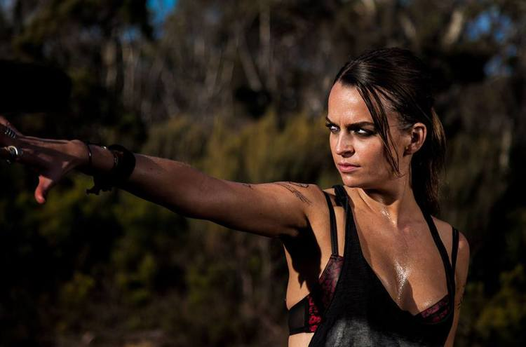Q&A with Bianca Bradey, co-star of Wyrmwood: Road of the Dead — Cult Projections