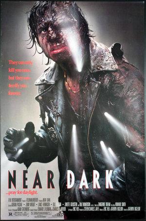 Near Dark (1987) horror movie poster