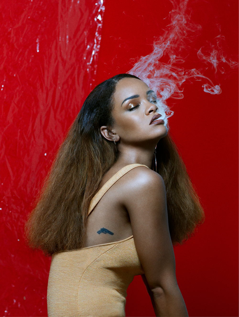 Copy of FADER MAGAZINE / RIHANNA