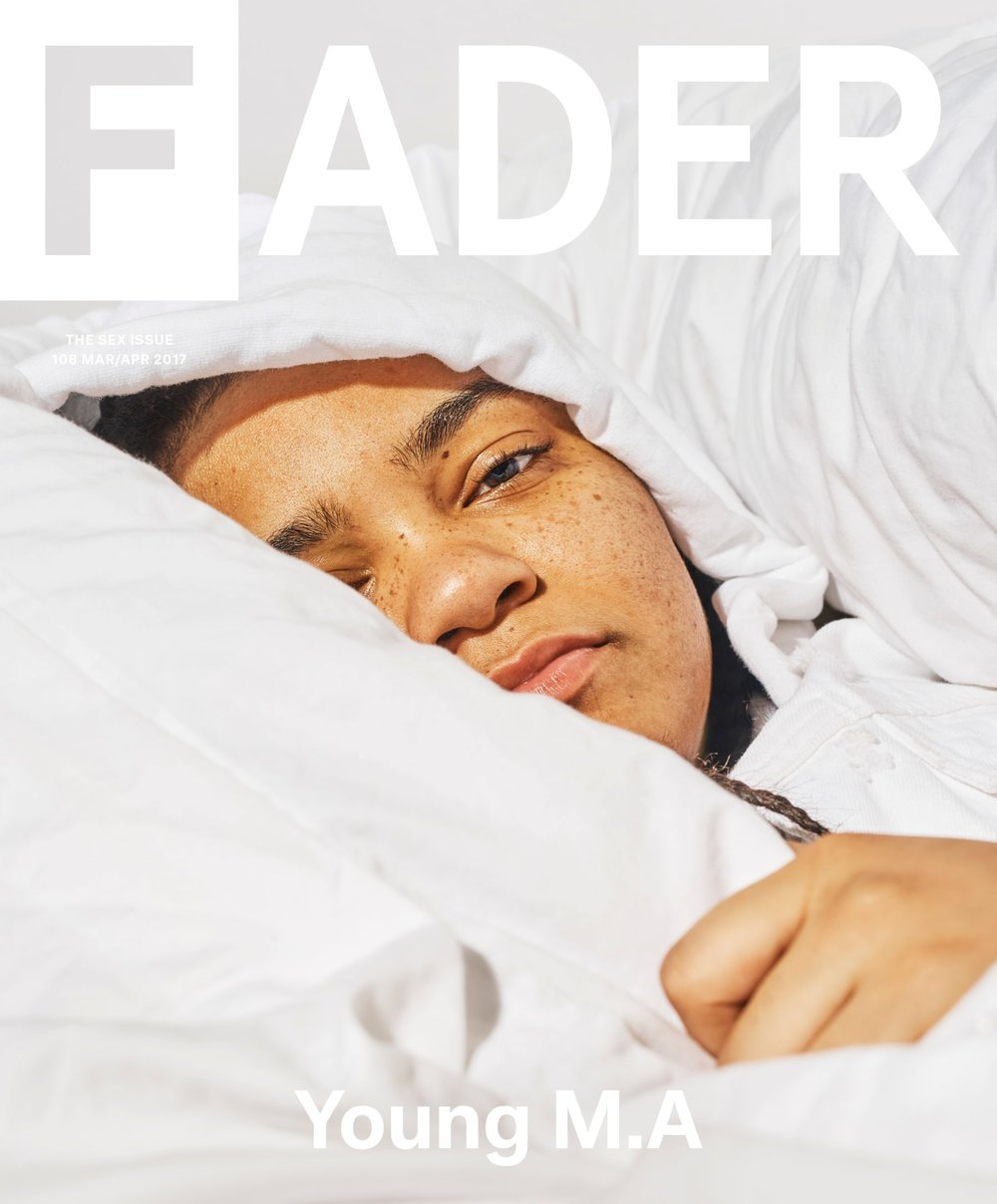 YOUNG MA COVER