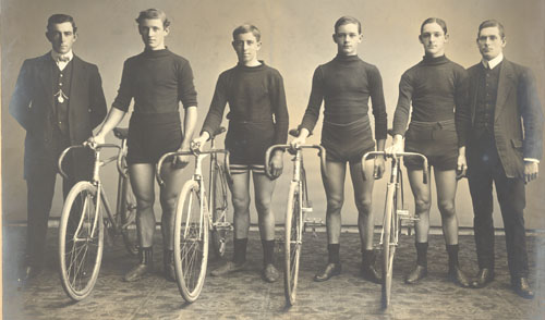 Kangaroo Point Cycling Club Junior No.1 Team 1913
