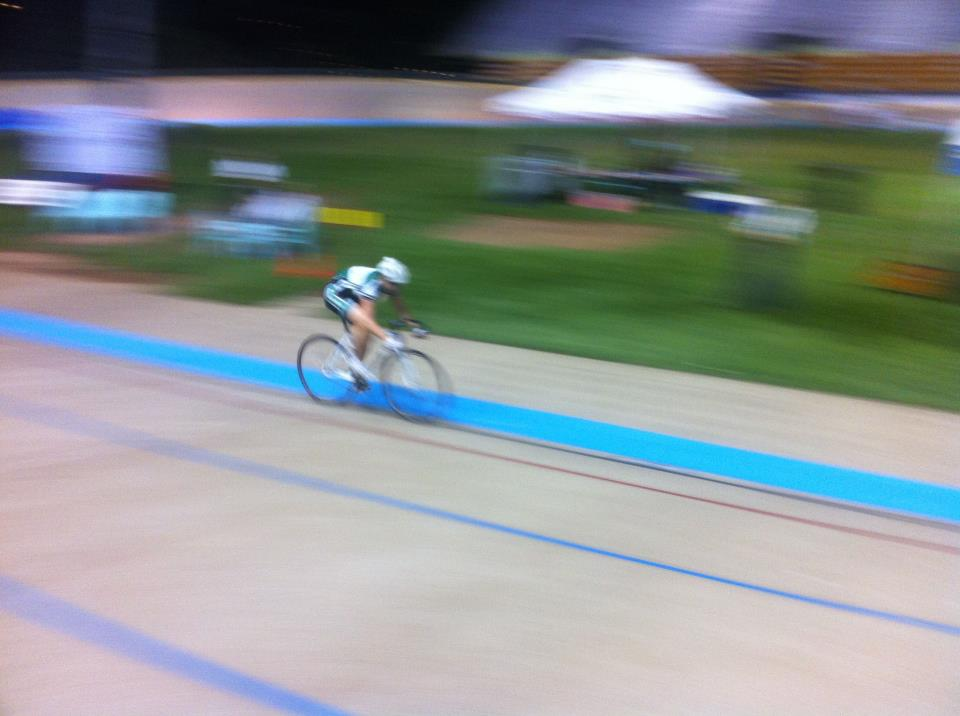 @KangaroopointCC has its first 2013 State Champion in the WMAS5 500m Time Trial! Congratulations Club Captain Jacinta!