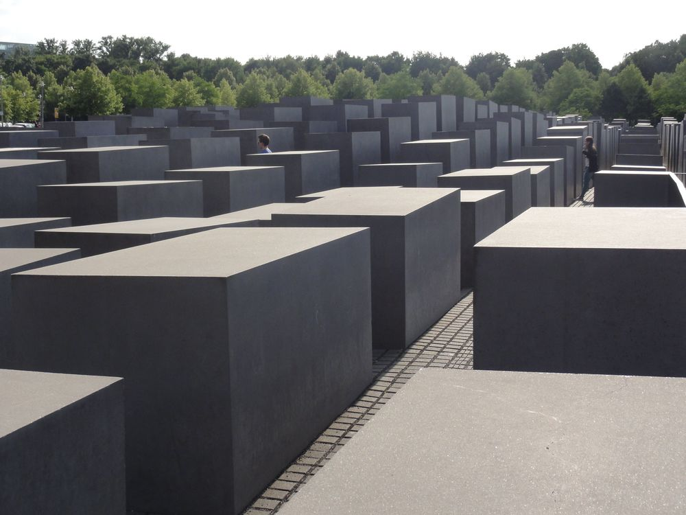 The Jewish Memorial in Berlin was a haunting reminder of the ~6 million Jewish people murdered by the Nazi regime.  More unbelievable was the next ~5 million that were scheduled for execution before the allied victory.