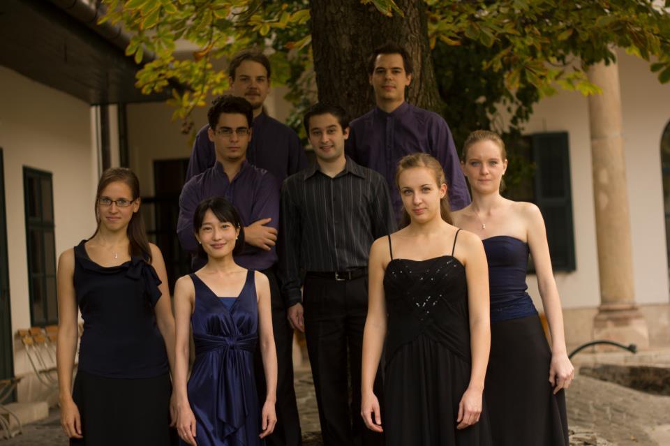 Violinists, September 2012