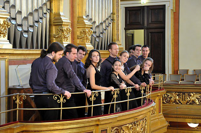 At the Musikverein, June 2011