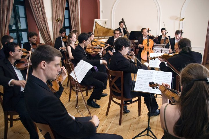 Debut concert at the Óbudai Társaskör June 2010