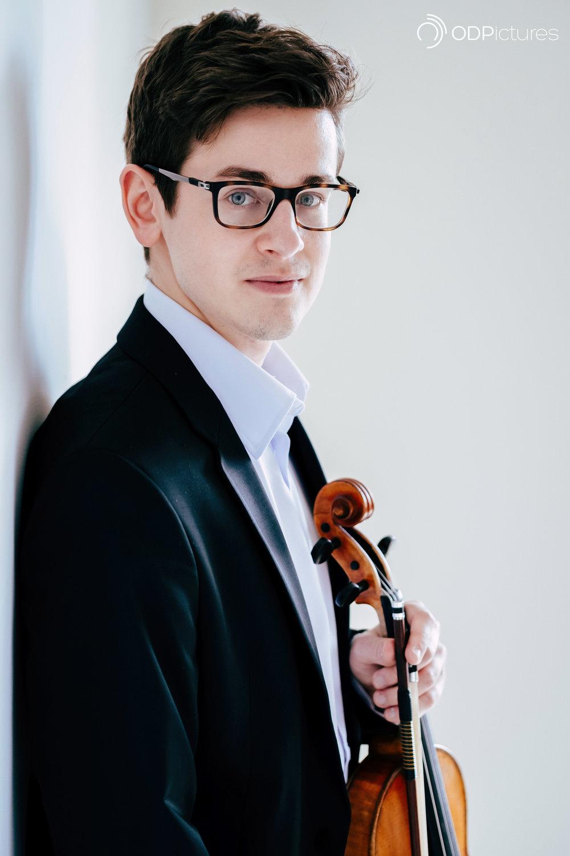 Németh Gábor - hegedűművész