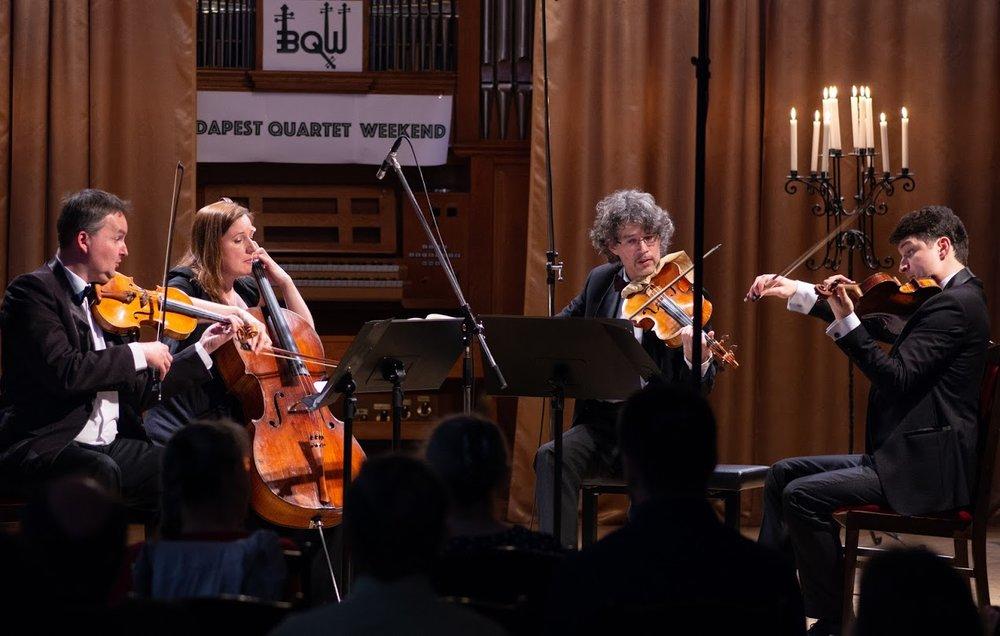 Copy of Szervánszky Quartet