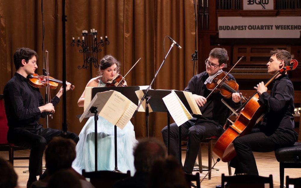 Kruppa Quartet