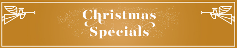 Our schedule of special programming from December 22nd through Christmas: