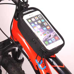 Hard Shell Phone Bag