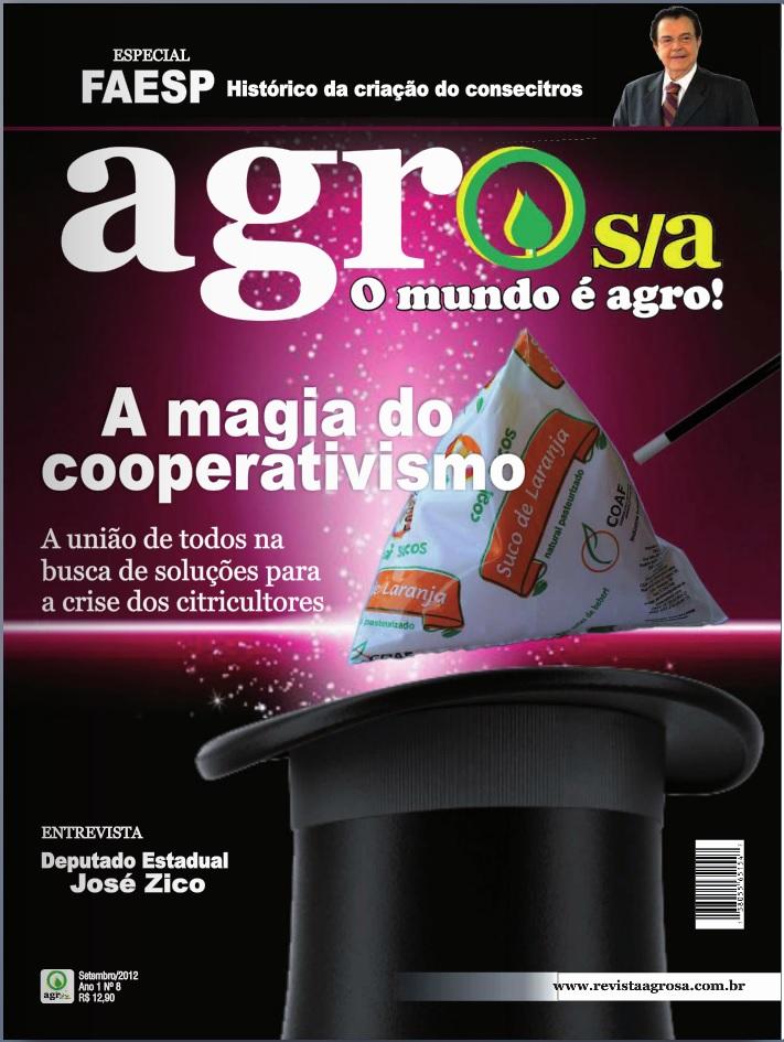 Revista Agro S/A
