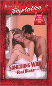 Something Wild Harlequin Temptation #870 March 2002 currently out of print