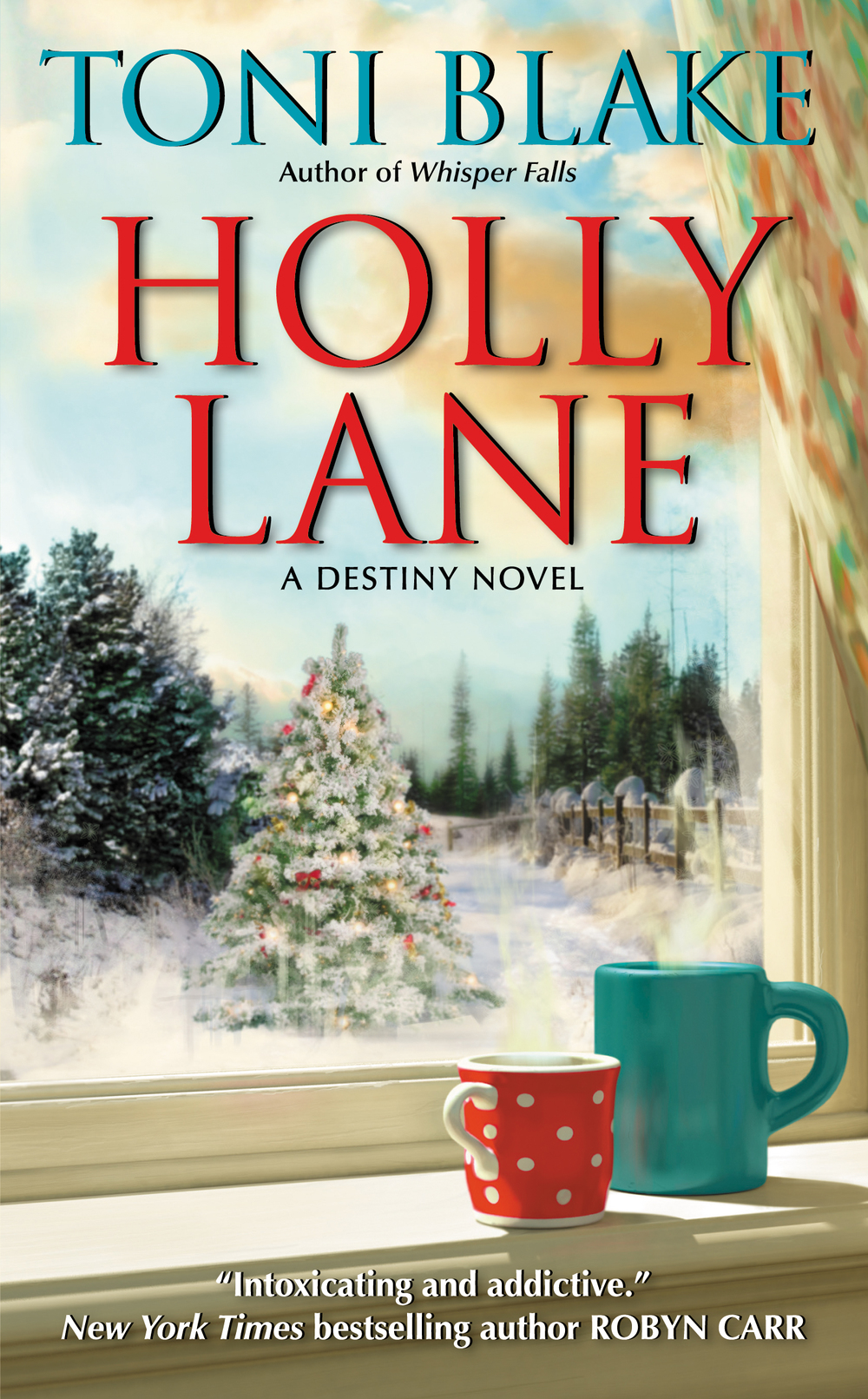 Holly Lane Destiny Series, book 4 Sue Ann Simpkins & Adam Becker November 2011