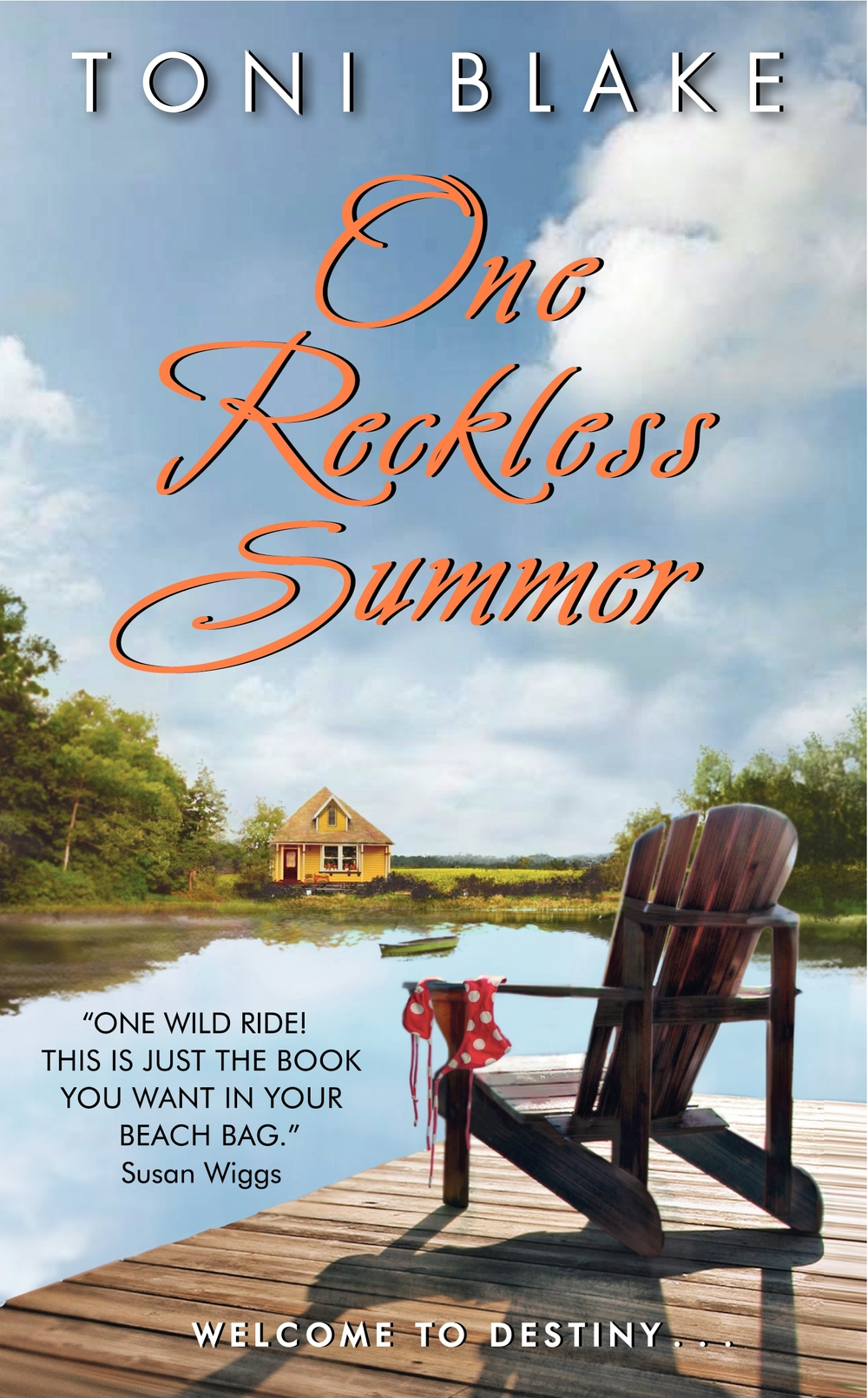 One Reckless Summer   Destiny Series, book 1 Mick Brody & Jenny Tolliver June 2009