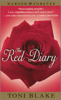 Cover that The Red Diary was first published with back in September of 2004.