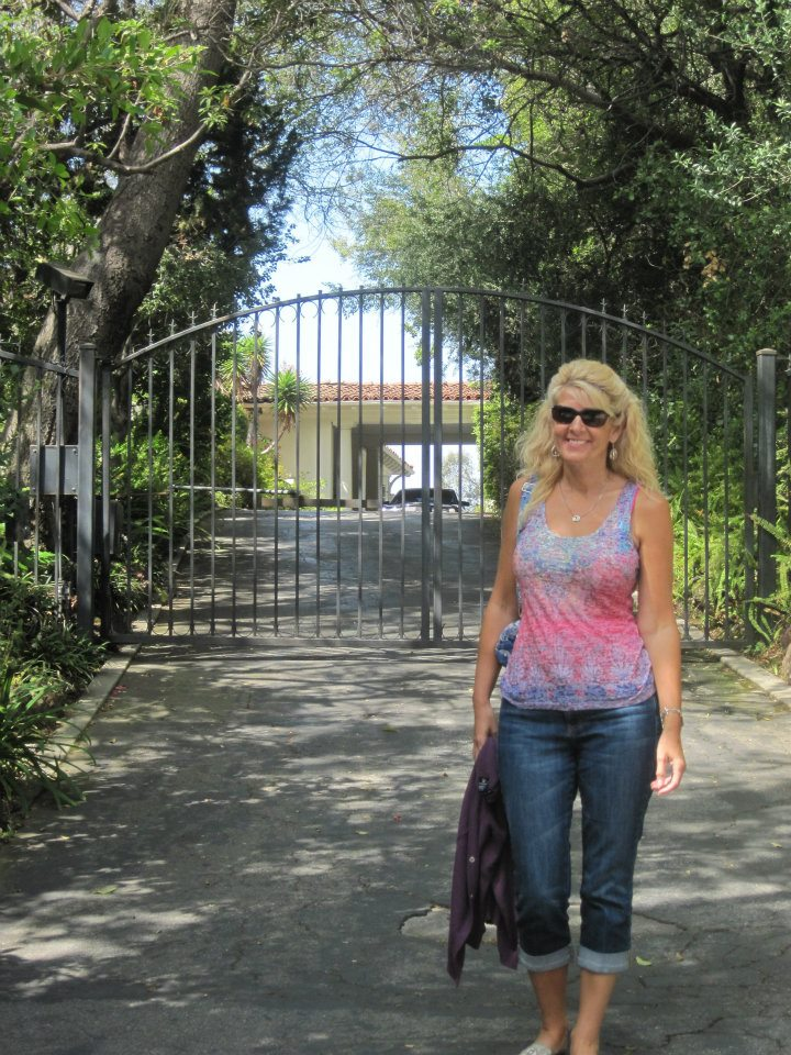 Mick Jagger's house.