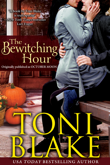 The Bewitching Hour - a Halloween romance Originally published as October Moon get more info