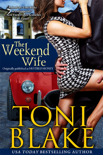 A Toni Blake classic reissued! Originally published under the title  Hotbed Honey.