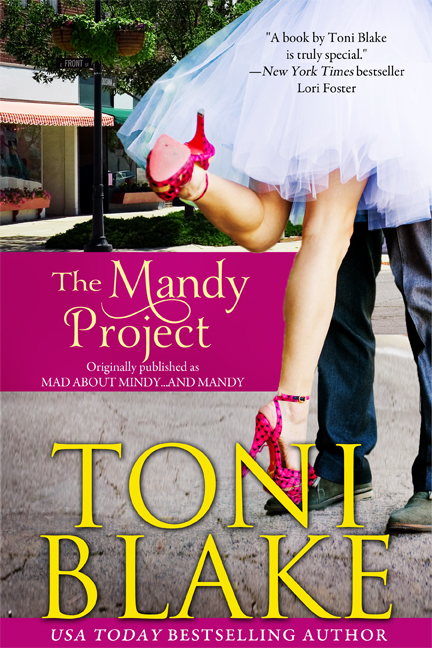 The Mandy Project   a classic Toni Blake novel   Download for Digital Readers:  Kindle | Nook | iBooks | Kobo   Purchase in Print   Amazon