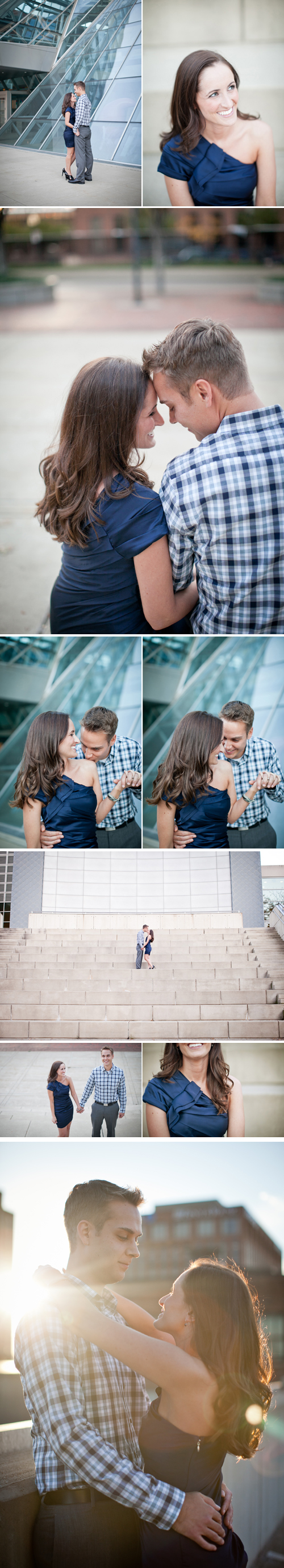Akron Ohio Engagment Session