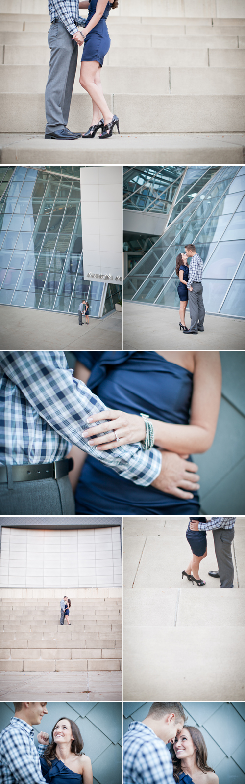 Akron Ohio Engagement Session