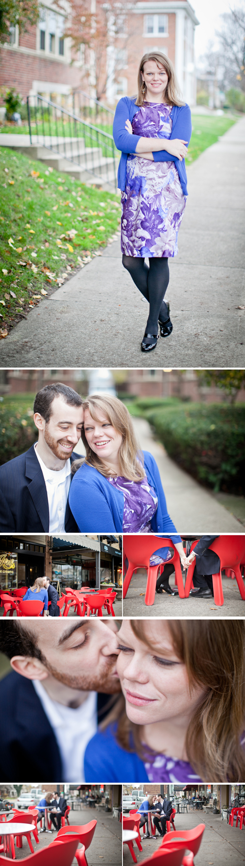 Columbus Ohio Engagement Session
